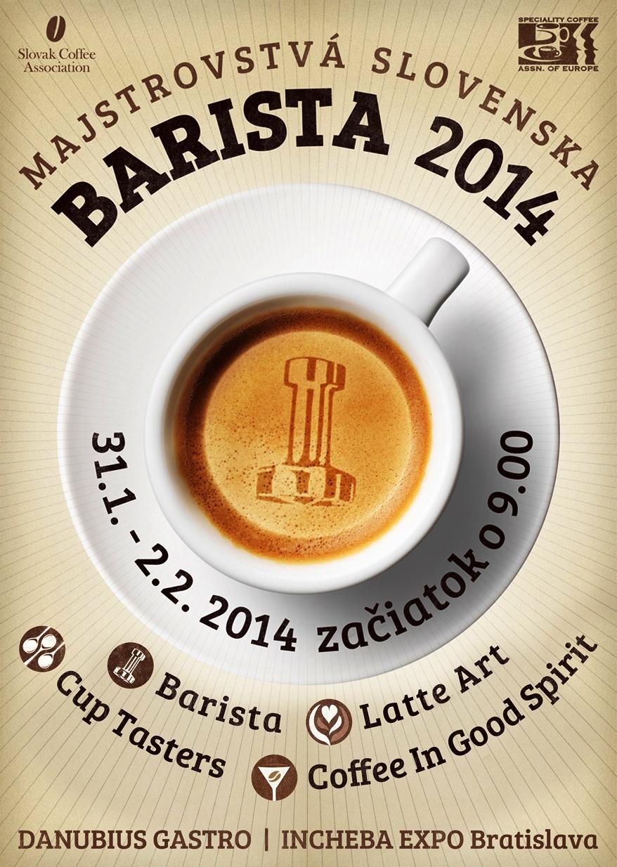 Barista 2014