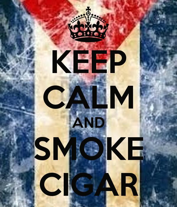 Cigary v meste