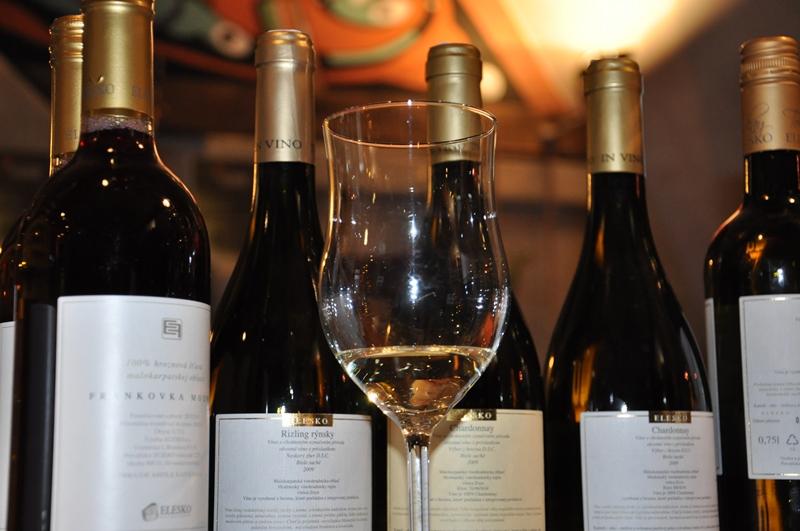 Elesko : Najmodernejšie vinárstvo na SR